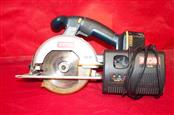 "Ryobi P501G 18V 5 1/2"" Cordless Circular Saw W/Battery, Charger"